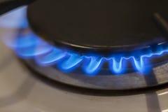 горящий газ Стоковые Изображения