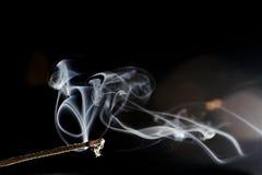 горящий ладан Стоковые Фото
