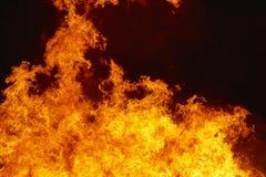 горящий пожар костры Пожаротушение, зажигание пламени предупреждение стоковые изображения rf