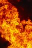 горящий пожар костры Пожаротушение Опасность зажигания вулкана стоковые изображения rf