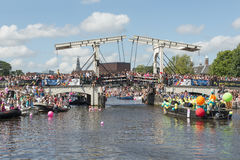 Гордость Амстердам 2016 евро стоковые изображения