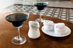 гостеприимсво питья Стоковые Изображения