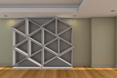 Гостиная дизайна интерьера Стоковая Фотография RF