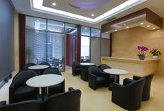 Гостиная офиса Стоковые Фото