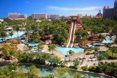 гостиница Атлантиды bahamas2 Стоковые Изображения RF