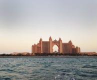 гостиница Атлантиды Стоковое Фото