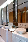 гостиница ванной комнаты Стоковая Фотография RF