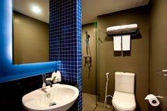 гостиница ванной комнаты Стоковые Изображения RF