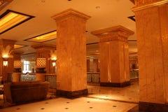 Гостиница дворца эмиратов, Абу-Даби Стоковые Изображения RF