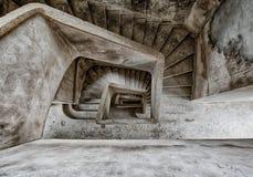 Гостиница дворца Bokor - Kampot Камбоджа Стоковое Изображение RF