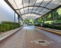 гостиница входа Стоковая Фотография