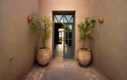 Гостиница входа, Марокко Стоковое фото RF
