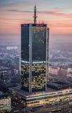 Гостиница в Варшаве Стоковая Фотография RF