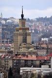 Гостиница в Прага стоковое фото