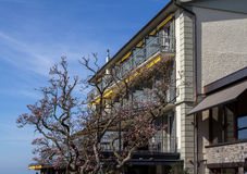 Гостиница в Dezaley Стоковое Фото