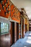 Гостиница дома Forester's, Брно, CZ стоковые изображения rf