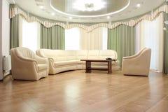 гостиница залы роскошная Стоковое фото RF