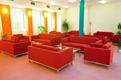 гостиница залы Стоковые Изображения RF