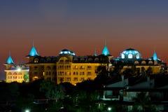 Гостиница замка в индюке Стоковые Фото