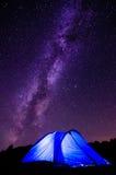 Гостиница 1000 звезд Стоковое фото RF