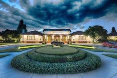 Гостиница Канберра, Канберра, Австралия стоковое изображение rf
