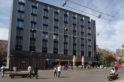 Гостиница квадрата Bermondsey, Лондон Стоковая Фотография RF