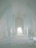 Гостиница Квебек 2009 льда Стоковое Изображение RF