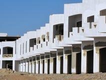 гостиница конструкции Стоковое фото RF