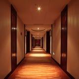 гостиница корридора Стоковая Фотография RF