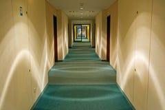гостиница корридора Стоковое Изображение RF