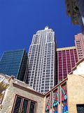 Гостиница Лас-Вегас Нью-Йорка Стоковые Изображения RF