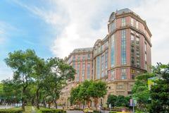 Гостиница мандарина восточная в Тайбэе, Тайване Стоковое фото RF