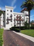 Гостиница Моники Касы в Августине Блаженном Флориде Стоковые Изображения RF