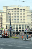 Гостиница Москва летний день квадрата Manezh стоковые изображения rf