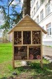 Гостиница насекомого Стоковые Изображения