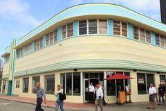 Гостиница на южном пляже Майами Стоковая Фотография RF
