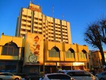 Гостиница 7 дней, Kamenets Podolskiy, Украина Стоковые Фото