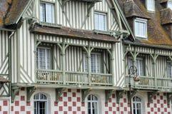 Гостиница Нормандии Barriere в Deauville Стоковая Фотография RF