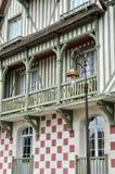 Гостиница Нормандии Barriere в Deauville Стоковое фото RF
