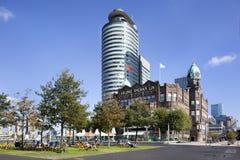 Гостиница Нью-Йорк в Роттердаме стоковая фотография rf