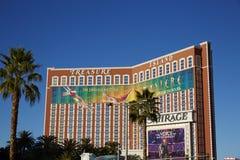 Гостиница острова сокровища казино, Лас-Вегас Стоковые Фото