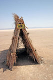 гостиница пустыни Стоковая Фотография RF