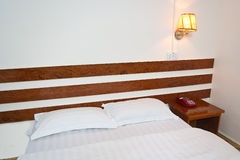 гостиница семьи кровати Стоковые Изображения