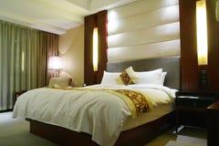 гостиница спальни Стоковые Изображения