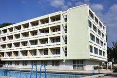 гостиница старая стоковое изображение rf