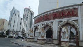 Гостиница Тадж-Махала козыря стоковая фотография