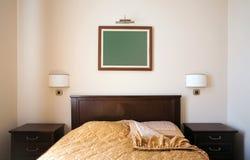 гостиница 2 спальни Стоковые Изображения