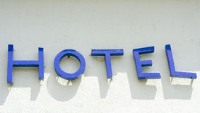 Гостиница Стоковые Изображения RF