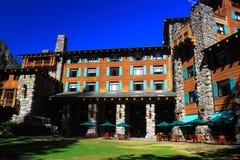 Гостиница Ahwahnee Стоковые Фото