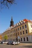 Гостиница Bülow Palais Relais & Chateaux Стоковое Изображение RF